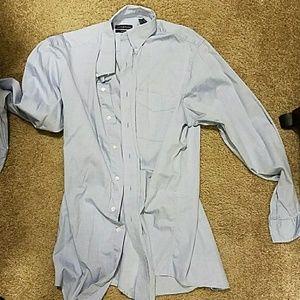 Club Room Button Down Dress Shirt